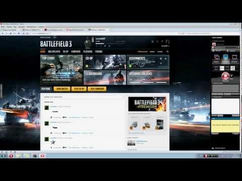 Решение проблемы с запуском Battlefield 3