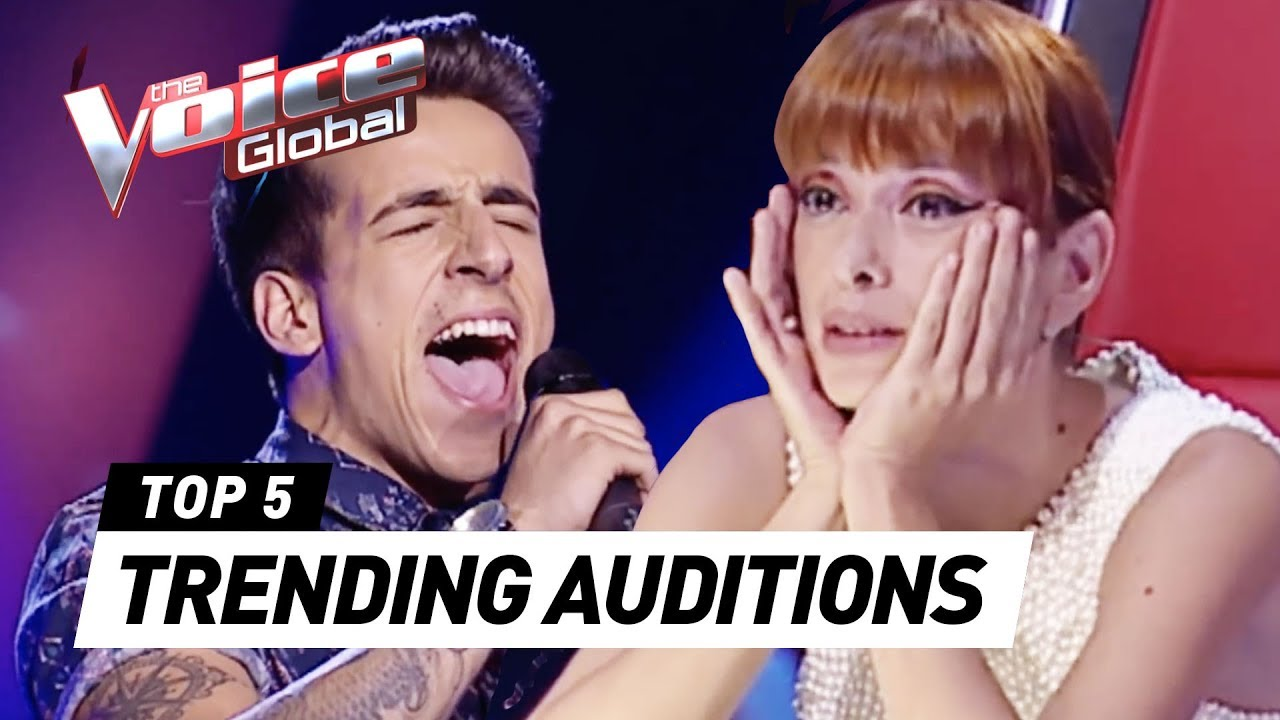 TRENDING Blind Auditions of 2019 in The Voice