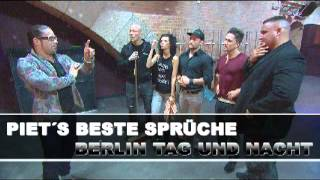 PIET´S BESTE SPRÜCHE [BERLIN TAG&NACHT]