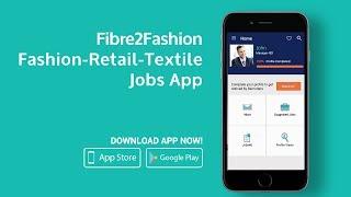 Fashion Retail Textile jobs App for Android & iOS