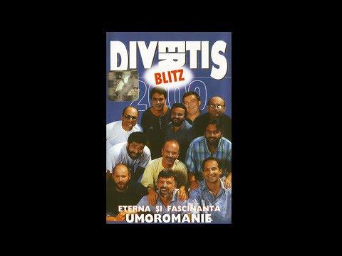 DIVERTIS BLITZ 2000 - Eterna Şi Fascinanta UMOROMANIE / 2000