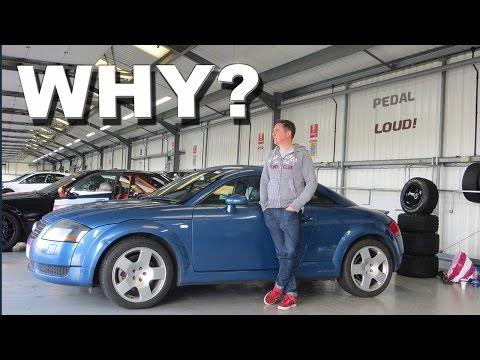WHY I BOUGHT A MK1 AUDI TT | 225 | 8N | QUATTRO