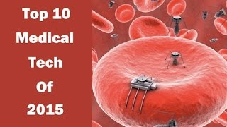 Top 10 Medical Technologies in 2015 - The Medical Futurist