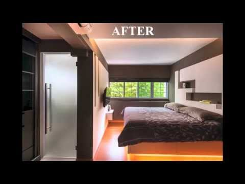 HDB 5 room renovation in Bedok YouTube