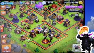 Clash Of Clans | In memory of the sniper | Saturday hands video