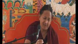 Dzigar Kongtrul Rinpoche : Appreciate your life right now!