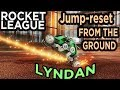 Rocket League - Jump-Reset From the Ground