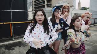 clc no oh oh dance cover music video kdr trainee program