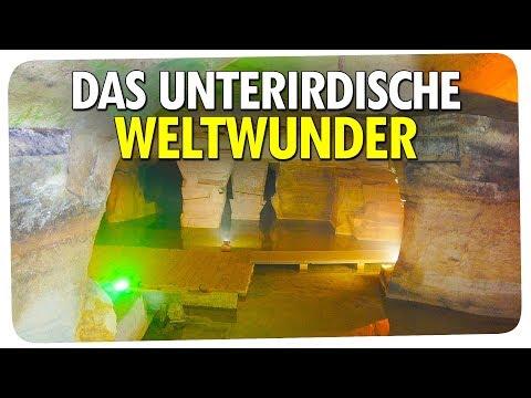 Das unterirdische Weltwunder - Mysteriöses Höhlenlabyrinth in China