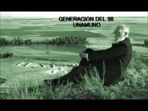 UNAMUNO -GENERACIÓN DEL 98
