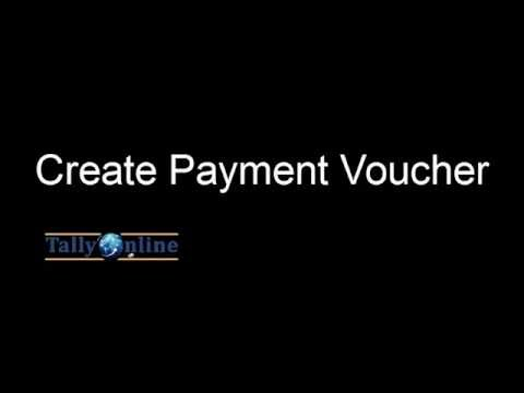 Creating Payment Voucher for Paying VAT in Tally ERP 9 Version 5