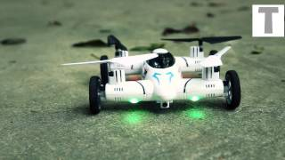 Video X25 RC flying Car and Quadcopter Helicopter-——tmart.com download MP3, 3GP, MP4, WEBM, AVI, FLV Juli 2018