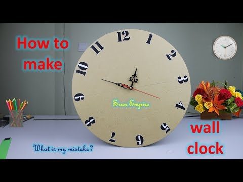 diy---how-to-make-wall-clock---how-to-make-watch-time