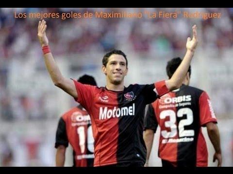 Maxi Rodriguez ● Goals and Skills ●