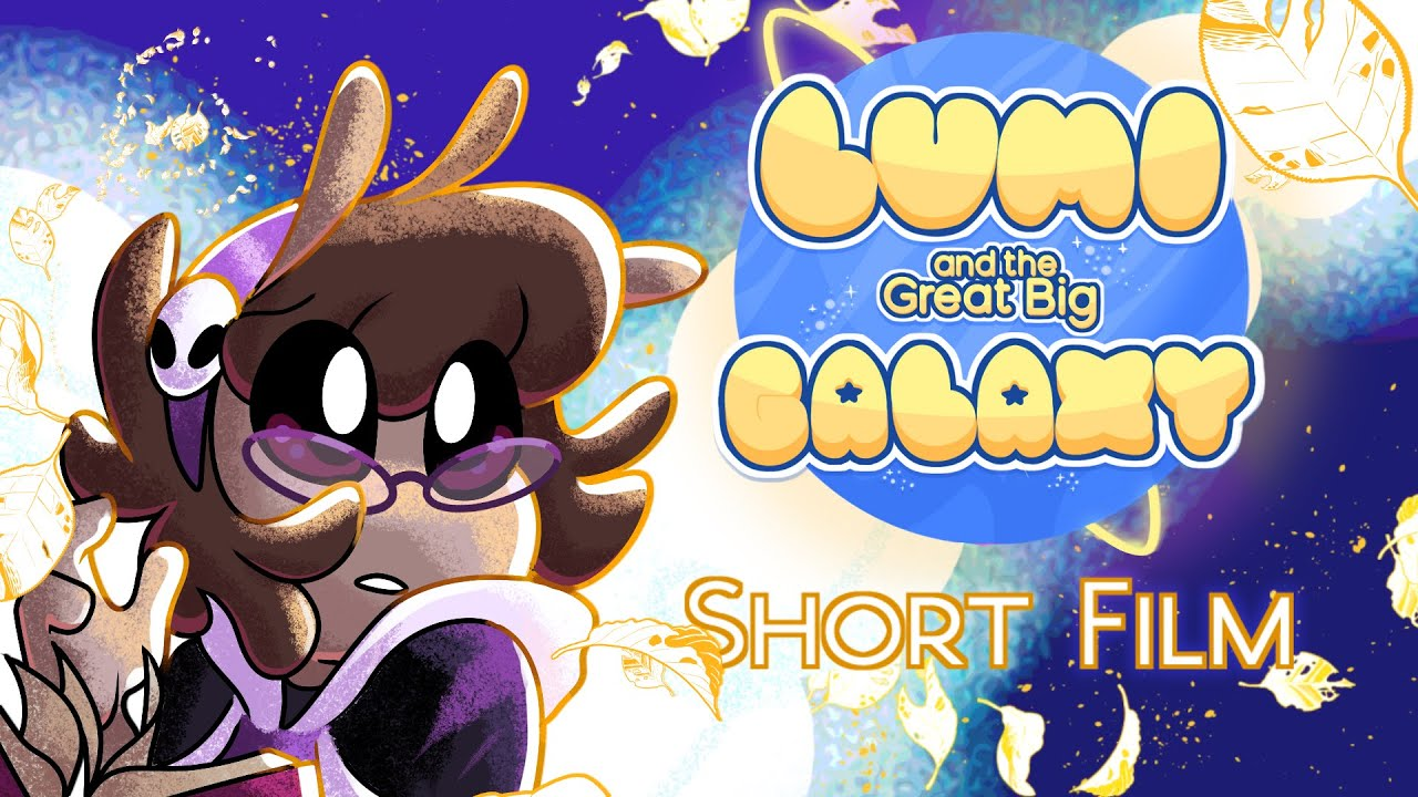 """""""Lumi and the Great Big Galaxy"""" Animated Trailer Out Now!"""