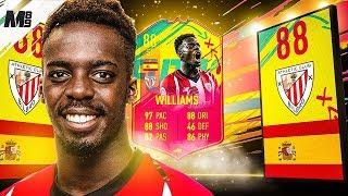 FIFA 19 CARNIBALL INAKI WILLIAMS REVIEW | 88 CARNIBALL WILLIAMS PLAYER REVIEW FIFA 19 ULTIMATE TEAM