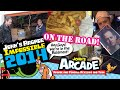 John's Arcade Impossible 2014 - Gameworks Schaumburg Tour, Game Pick-Up, and Chicago Hot Dogs