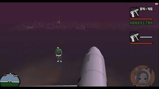 GTA SA - Misión: Freefall - 2 Jugadores [Muestra]