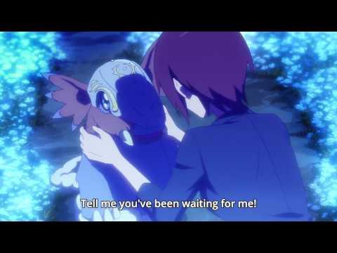 Himekawa Finds Bakumon (Digimon Adventure Tri 4: Loss)