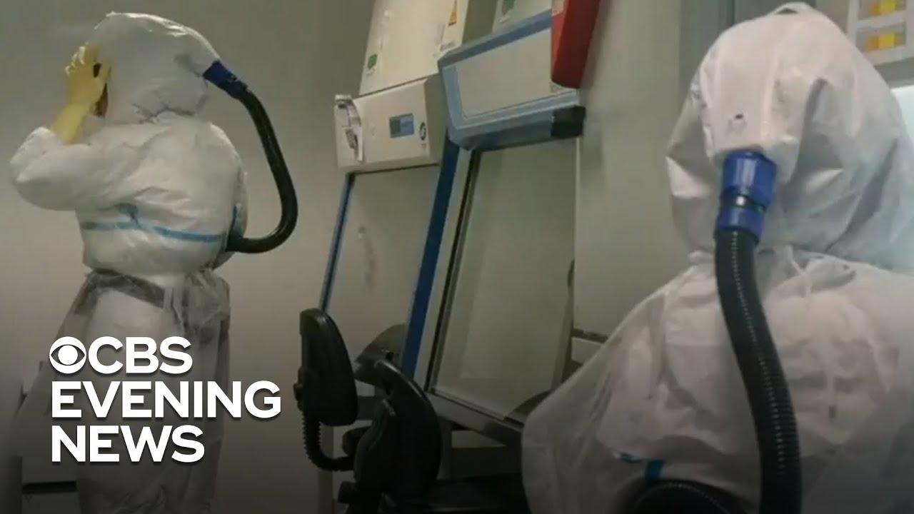 New York City Hospital struggling to treat sick patients