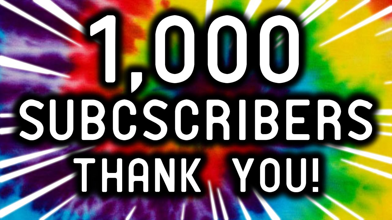 THANK YOU FOR 1,000 SUBSCRIBERS! - Funny Moments Compilation!