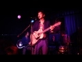 Dressed To Kill by Landon Pigg (Live) @ Cafe Du Nord - May 25, 2010