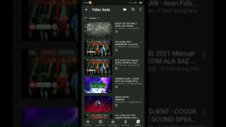 TUTORIAL CARA DOWNLOAD MP3 DARI VIDEO MUSIK DI YOUTUBE
