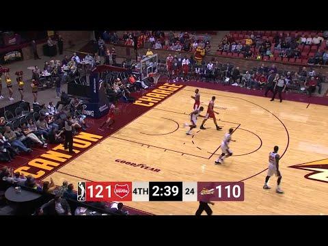 John Holland (22 points) Game Highlights vs. Memphis Hustle