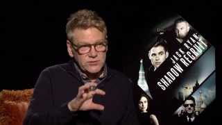 Jack Ryan: Shadow Recruit: Director Kenneth Branagh Official Movie Interview