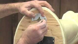 Installing a Noose Hanger