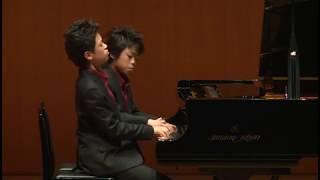2018年8月2日 横浜みなとみらいホール 課題曲 小二重奏曲ハ長調より第3...
