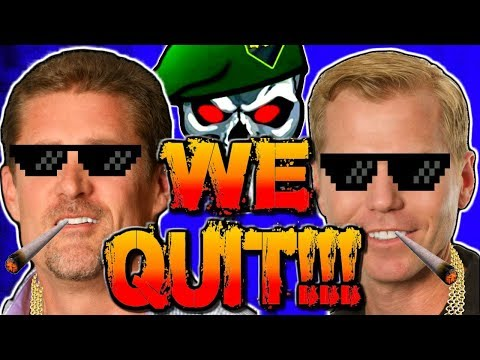 Michael Condrey and Glen Schofield QUIT Sledgehammer Games! Call of Duty: Ghosts Free Fall Gameplay!