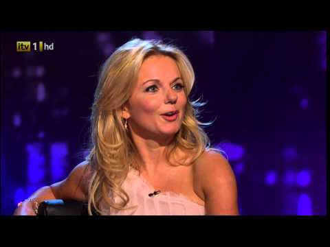 Geri Halliwell @ Piers Morgans Life Stories [HD ITV 1 03 04 2010]