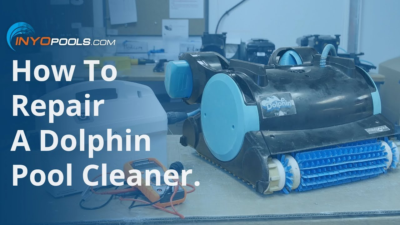 How To Repair A Dolphin Pool Cleaner Youtube Swimming Fuse Box