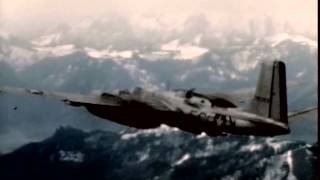 416th Bomb Group Douglas A-26 Invaders Attack! - Color -1945