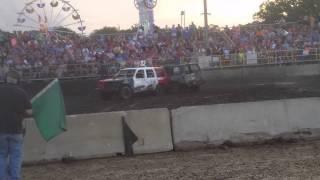 2015 benton county MN might mini derby