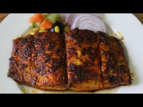 Simple Blackened Mahi Mahi Recipe | Fried Mahi Mahi Recipe