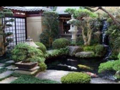 Desain Taman Di Rumah Ala Jepang