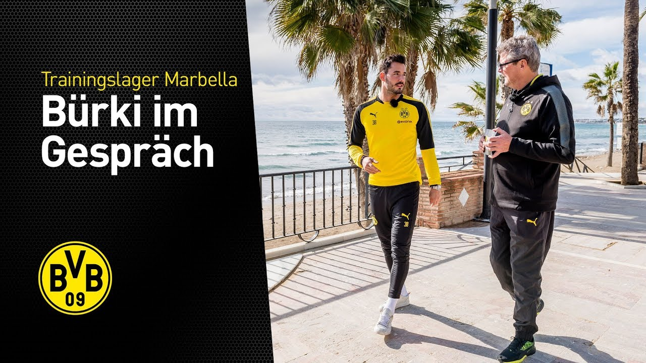 Roman Bürki im Portrait   BVB in Marbella 2018