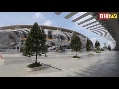 Bandar Sukan KL sudah sedia untuk KL2017