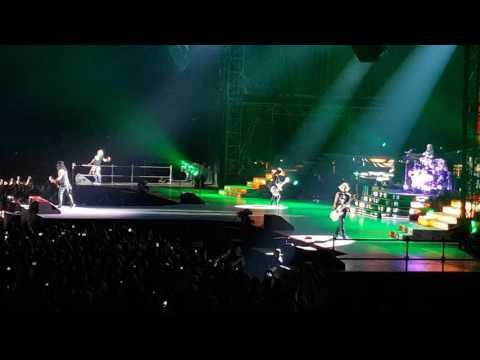 Guns N' Roses Welcome To The Jungle AZ 8/15/16