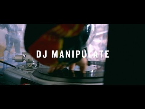 INSIDE TURNTABLISTS - DJ MANIPULATE ROUTINE