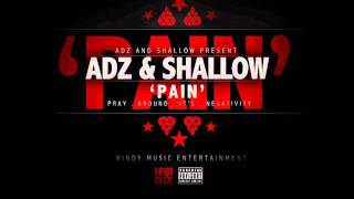 02. DONT LET ME FALL - ADZ & SHALLOW FT B.O.B [P.A.I.N]