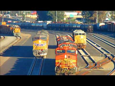 5/20-21/17 A Weekend trip to Mexicali feat. trains at Colton/along the way