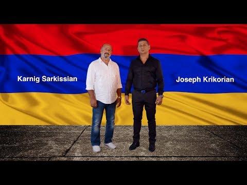 Joseph Krikorian & Karnig Sarkissian - Veradarc (2018)