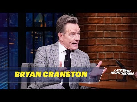 Bryan Cranston is more Walter White than you think