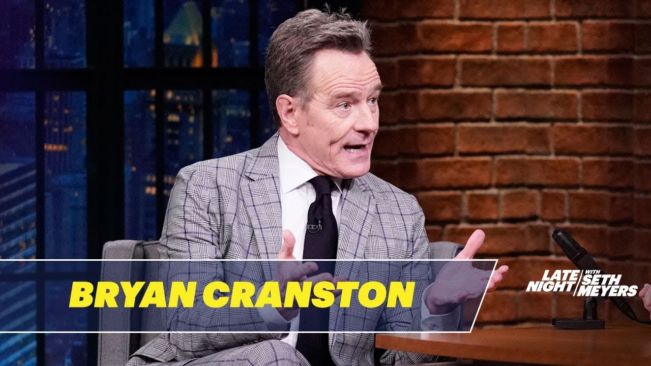 Bryan Cranston Played Mind Games On Aaron Paul While
