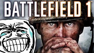 Call Of Duty: WW2 TRAILER (BATTLEFIELD 1 PARODIA)