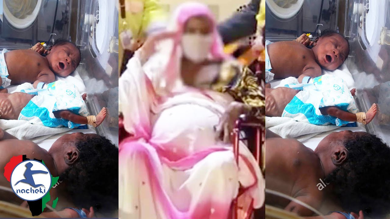 African Woman from Mali Gives Birth to 9 Babies Known as Nonuplets Setting New World Record
