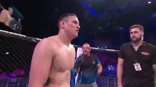 BAMMA 30: Ben Forsyth vs Matt Clempner